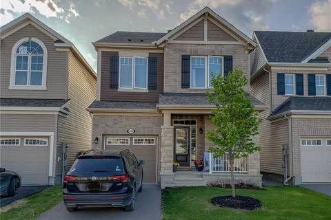 House for sale at 346 Eucalyptus Circ Ottawa Ontario - MLS: 1153099