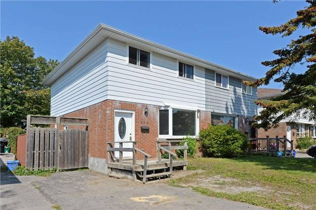Sold: 346 Kinmount Crescent, Oshawa, ON