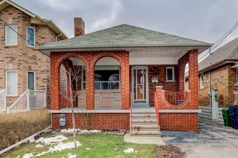 House for sale at 346 Lauder Ave Toronto Ontario - MLS: C4722713