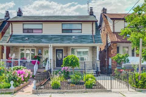 Townhouse for sale at 346 Mcroberts Ave Toronto Ontario - MLS: W4544193