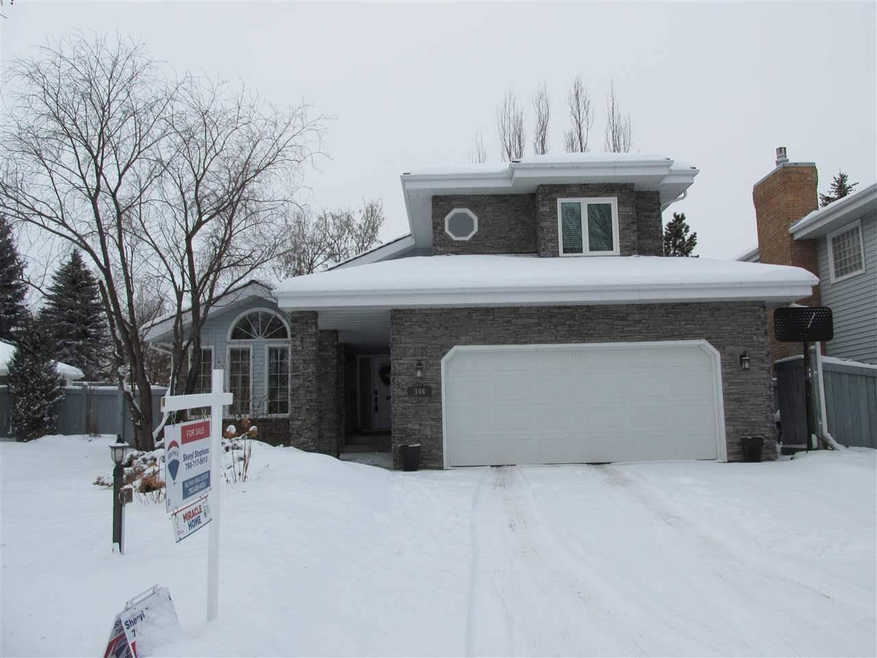 346 O'connor Close Nw, Edmonton | Image 1