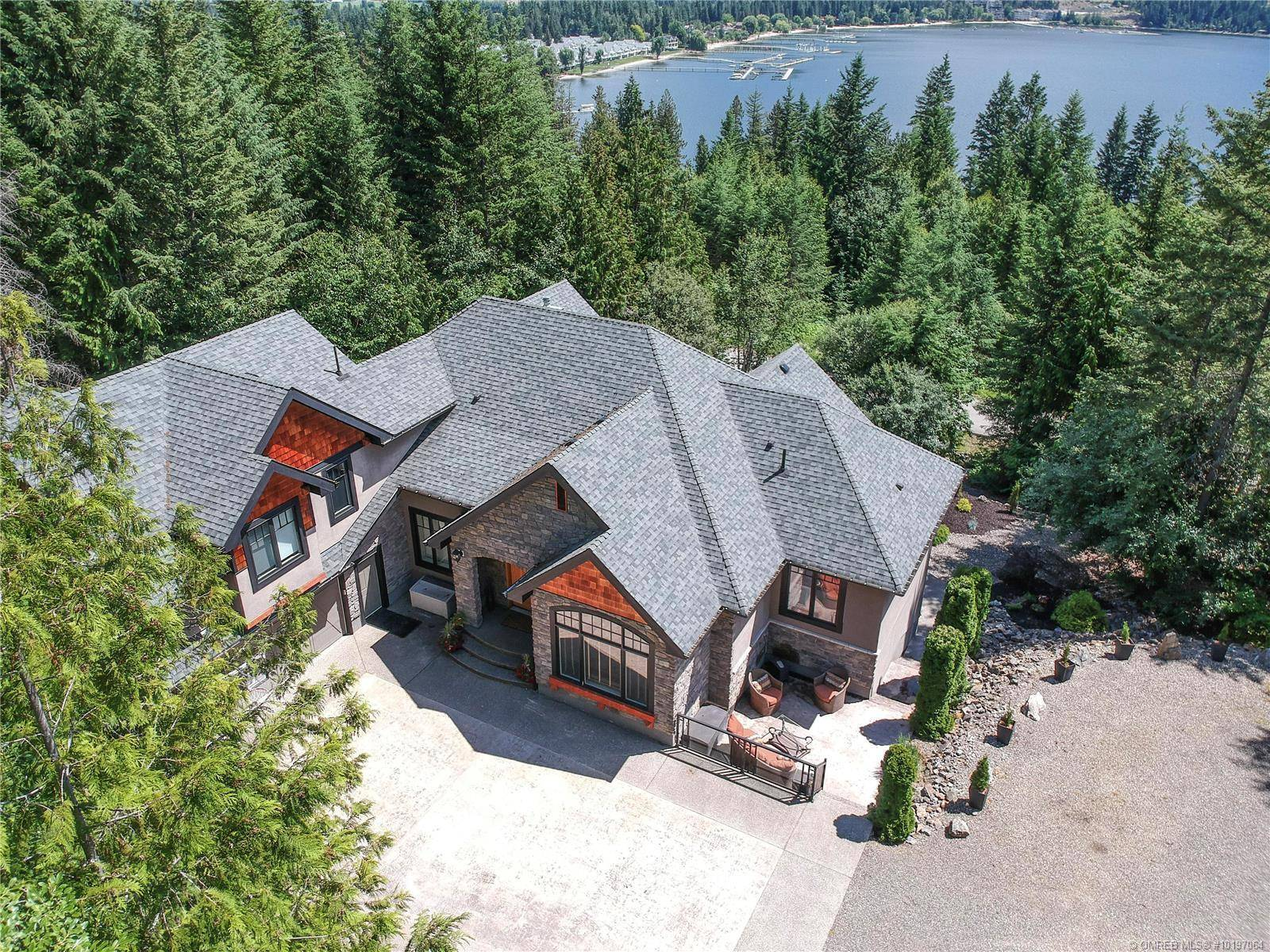 House for sale at 346 Old Spallumcheen Rd Sicamous British Columbia - MLS: 10197064
