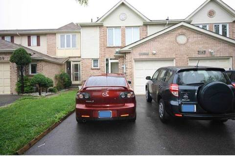 Townhouse for sale at 3463 Fenwick Cres Mississauga Ontario - MLS: W4486599