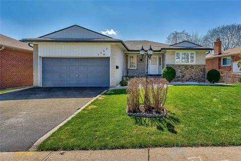 House for sale at 3464 Golden Orchard Dr Mississauga Ontario - MLS: W4740517