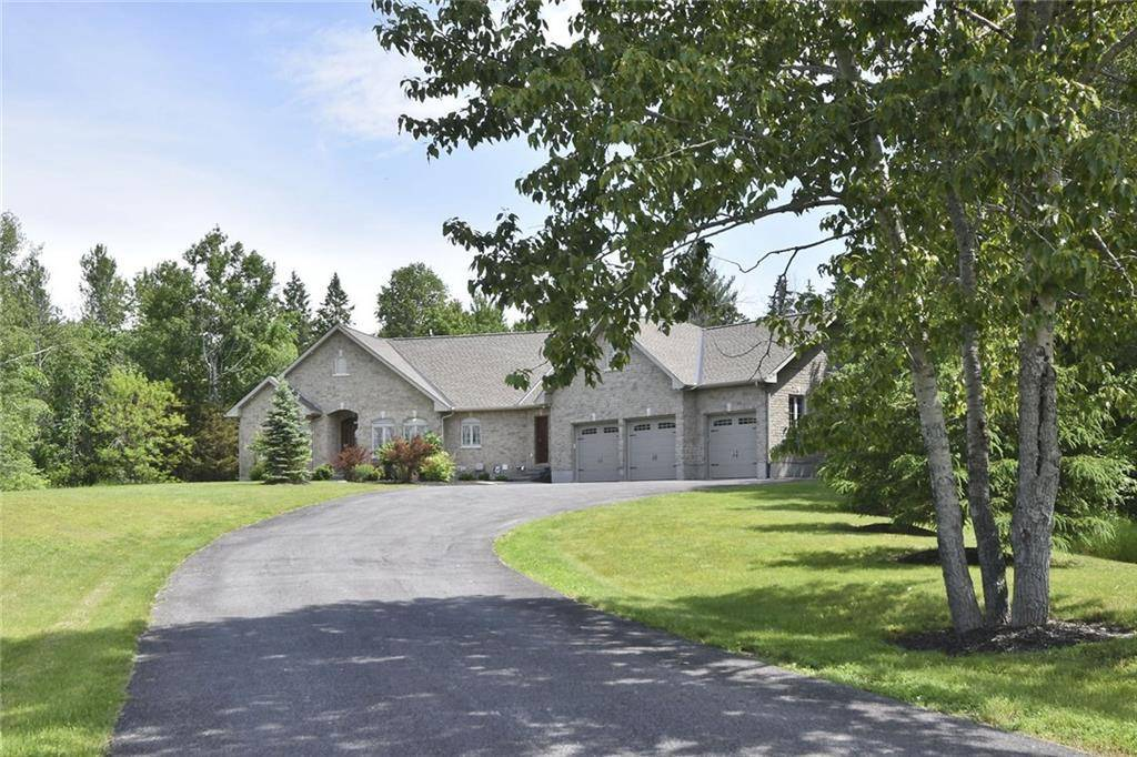 House for sale at 3464 Greenland Rd Dunrobin Ontario - MLS: 1165170