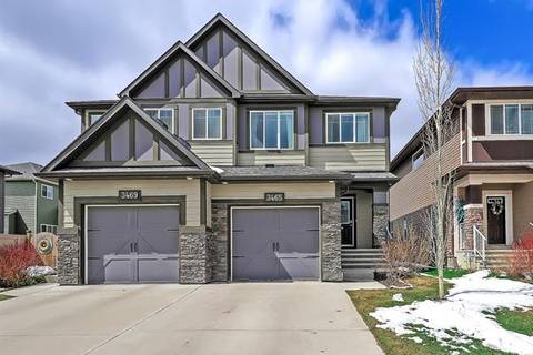Townhouse for sale at 3465 Hillcrest Ri Southwest Airdrie Alberta - MLS: C4241857