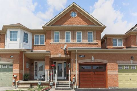 Townhouse for sale at 3465 Southwick St Mississauga Ontario - MLS: W4508769