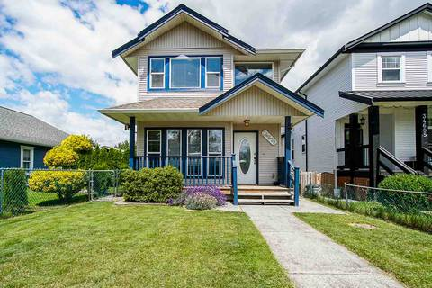House for sale at 34679 2nd Ave Abbotsford British Columbia - MLS: R2382448
