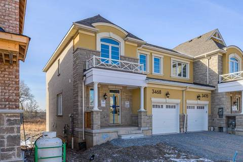 Townhouse for rent at 3468 Vernon Powell Dr Oakville Ontario - MLS: W4670924