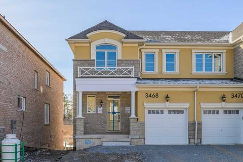 Townhouse for rent at 3468 Vernon Powell Dr Oakville Ontario - MLS: W4690422