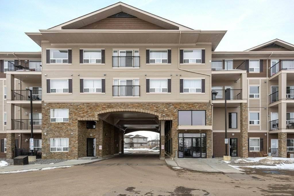 Condo for sale at 1520 Hammond Gt Nw Unit 347 Edmonton Alberta - MLS: E4192013