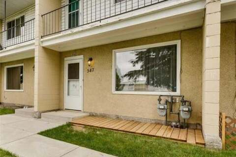 Townhouse for sale at 2211 19 St Northeast Unit 347 Calgary Alberta - MLS: C4303641