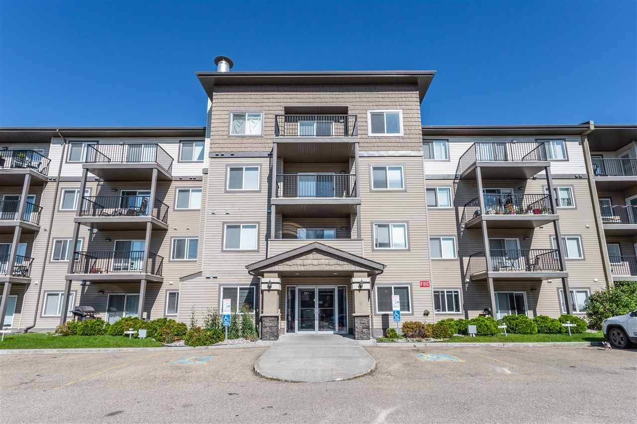 Condo for sale at 301 Clareview Station Dr Nw Unit 347 Edmonton Alberta - MLS: E4183862