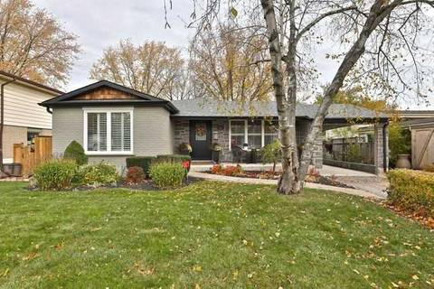 House for sale at 347 Dunlop Cres Burlington Ontario - MLS: W4631406