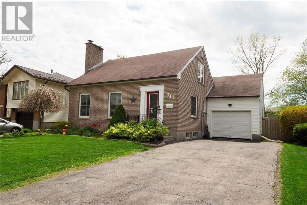 House for sale at 347 Dunvegan Dr Waterloo Ontario - MLS: 30808588