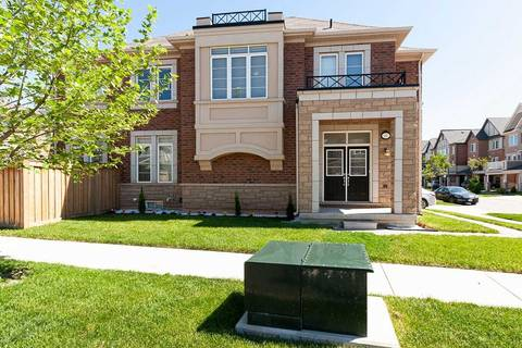 Townhouse for sale at 347 Ellen Davidson Dr Oakville Ontario - MLS: W4479563