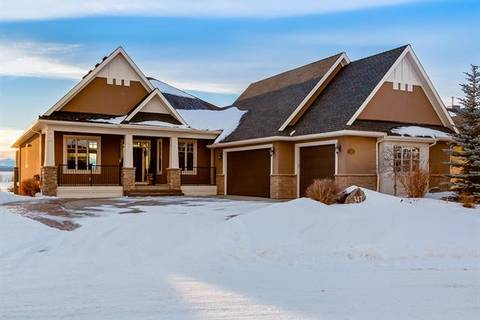 House for sale at 347 Leighton Vw Rural Rocky View County Alberta - MLS: C4281784