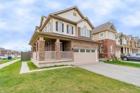 House for sale at 347 Robert Parkinson Dr Brampton Ontario - MLS: W4782096