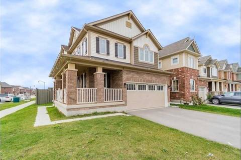 House for sale at 347 Robert Parkinson Dr Brampton Ontario - MLS: W4738710
