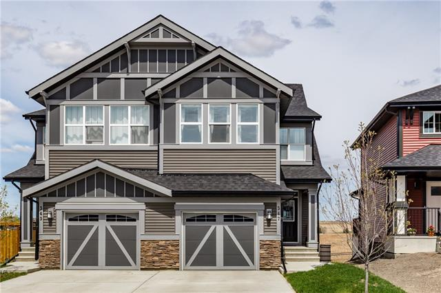 For Sale: 347 Sunrise View, Cochrane, AB   3 Bed, 3 Bath Townhouse for $399,900. See 42 photos!