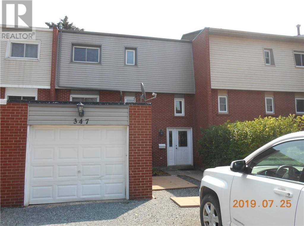 Townhouse for sale at 347 Woodland  Lively Ontario - MLS: 2078848