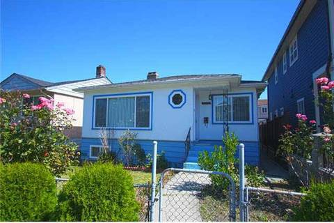 House for sale at 3470 Knight St Vancouver British Columbia - MLS: R2429505
