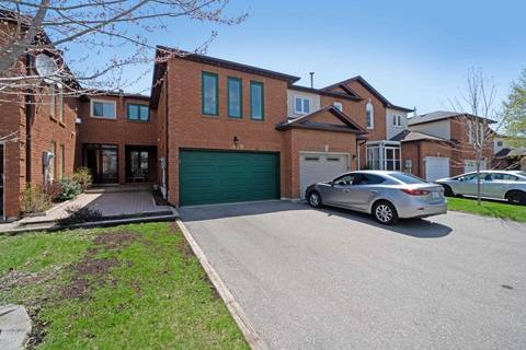 Townhouse for sale at 3470 Nighthawk Tr Mississauga Ontario - MLS: W4444976