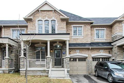 Townhouse for rent at 3471 Fourth Line Oakville Ontario - MLS: W4642149