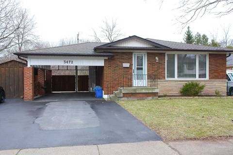 House for sale at 3472 Rexway Dr Burlington Ontario - MLS: W4400809