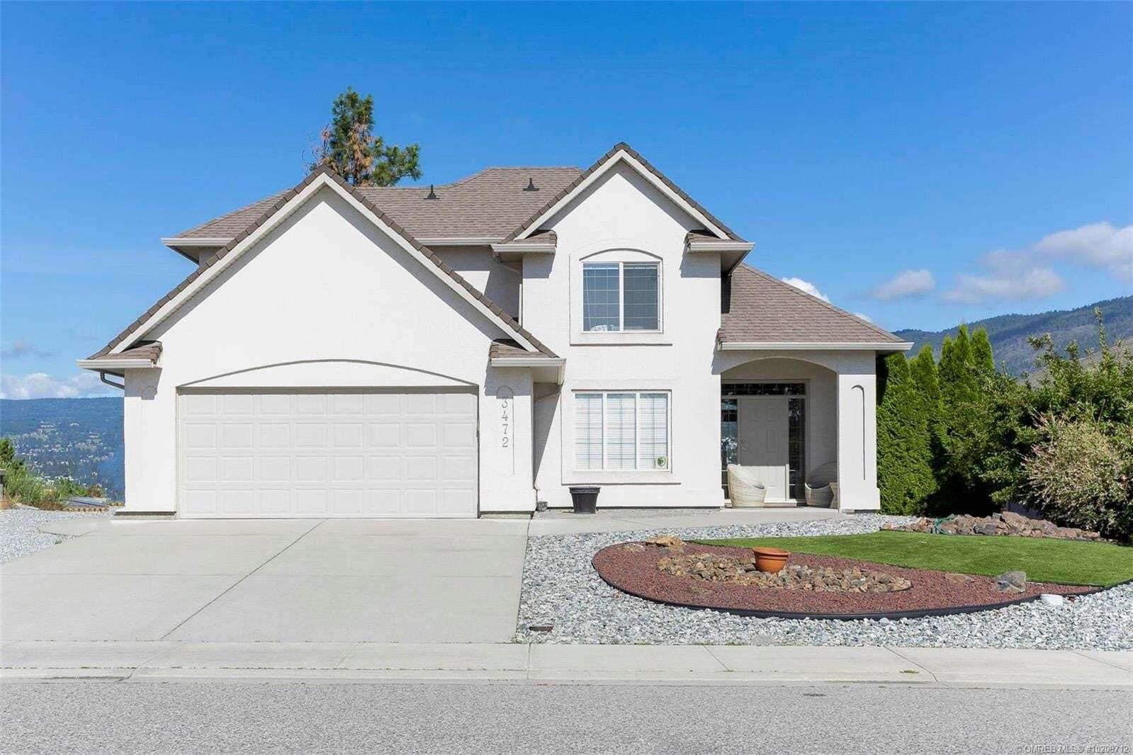 House for sale at 3472 Ridge Blvd West Kelowna British Columbia - MLS: 10209712
