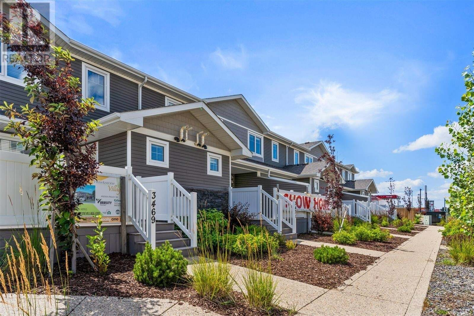 Townhouse for sale at 3473 Elgaard Dr Regina Saskatchewan - MLS: SK821522