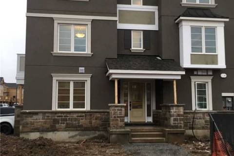 Townhouse for rent at 3474 Eternity Wy Oakville Ontario - MLS: W4702187