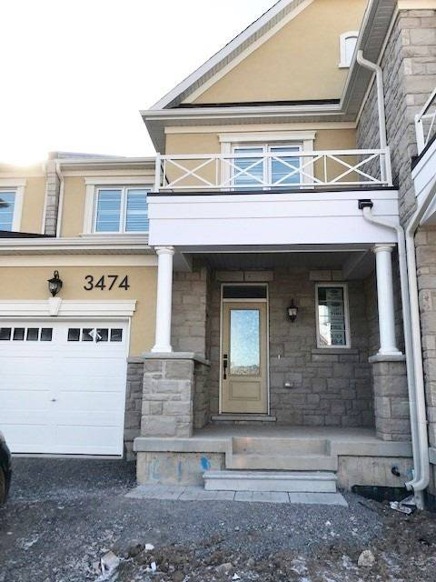 Townhouse for rent at 3474 Vernon Powell Dr Oakville Ontario - MLS: W4670708