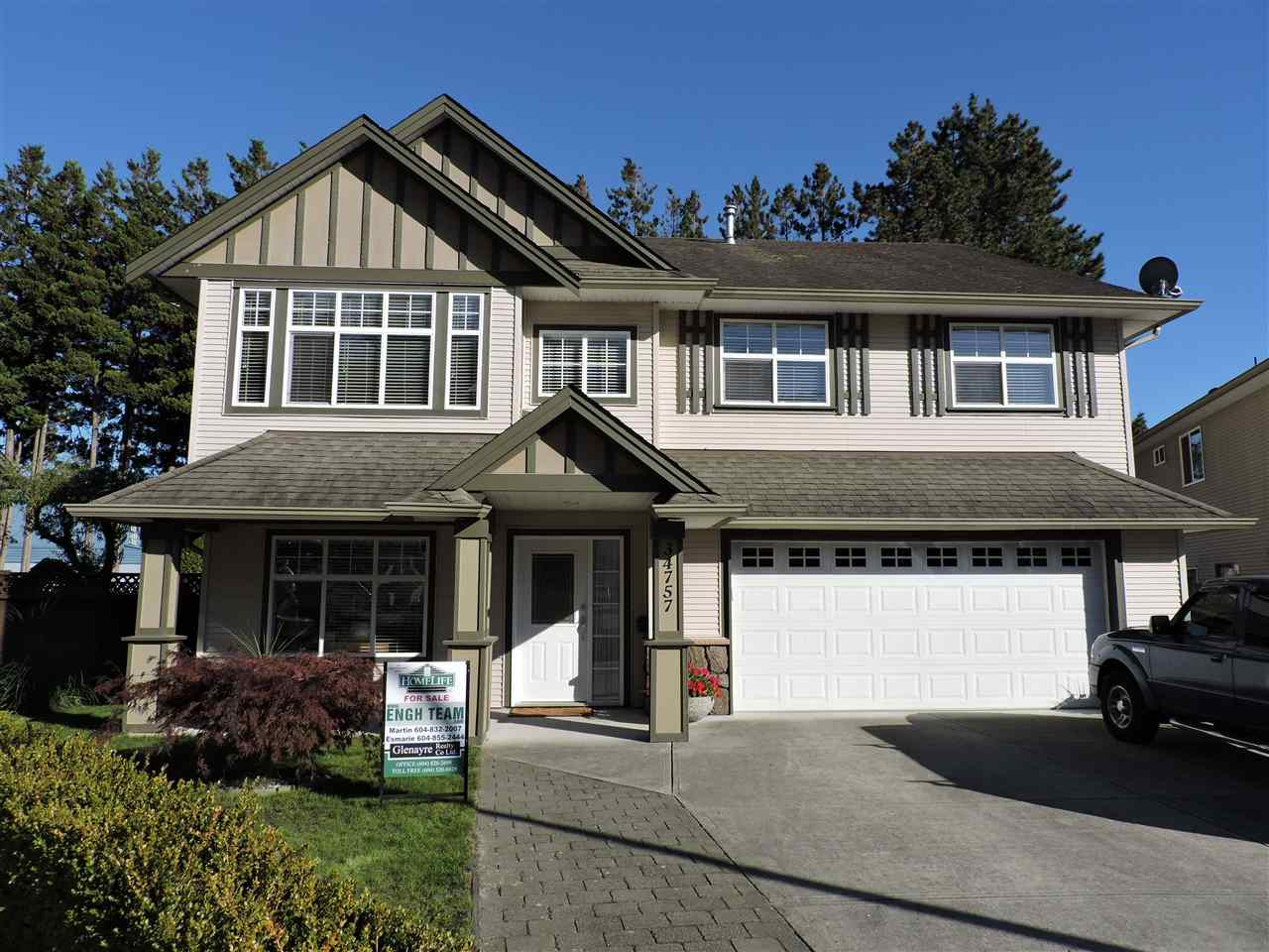 Sold: 34757 Fenmo Place, Mission, BC