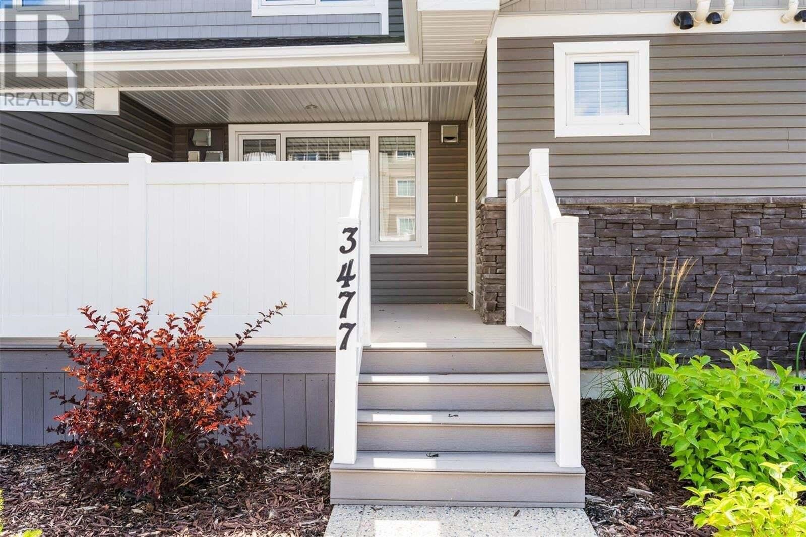Townhouse for sale at 3477 Elgaard Dr Regina Saskatchewan - MLS: SK821527