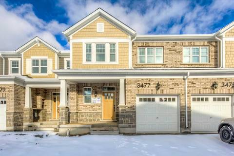 Townhouse for rent at 3477 Eternity Wy Oakville Ontario - MLS: W4649546
