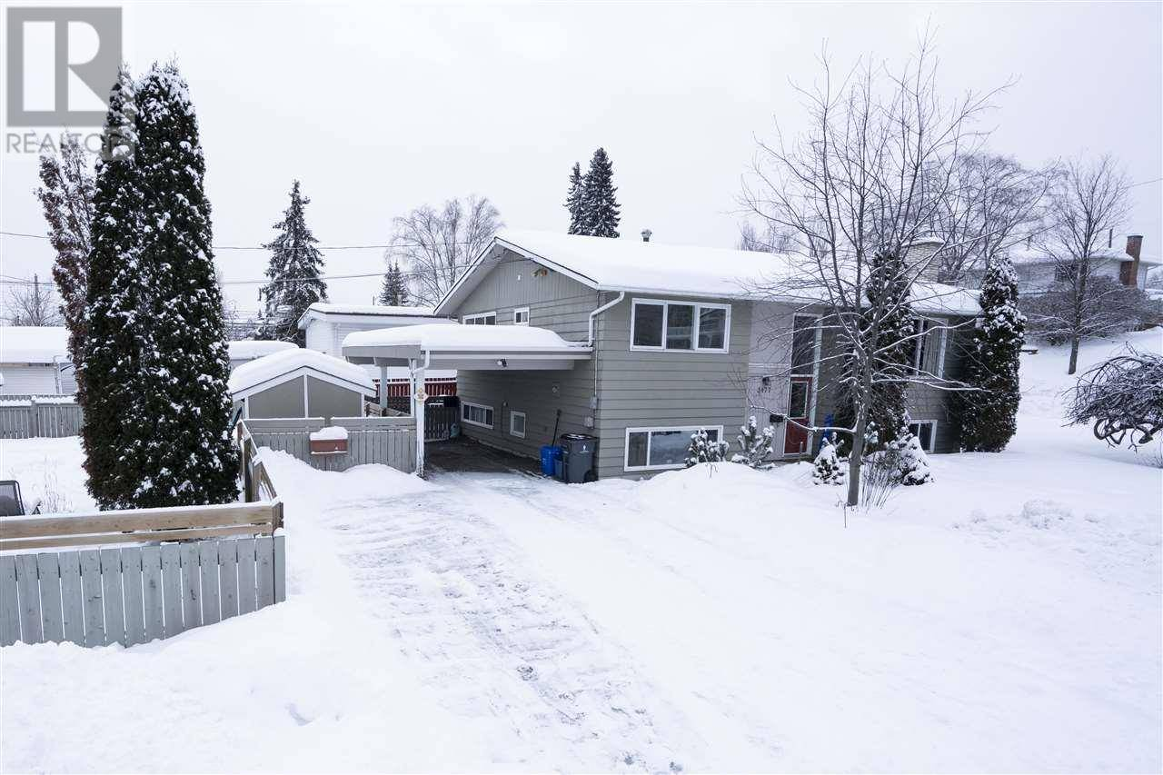 House for sale at 3477 Henderson Ave Prince George British Columbia - MLS: R2427929