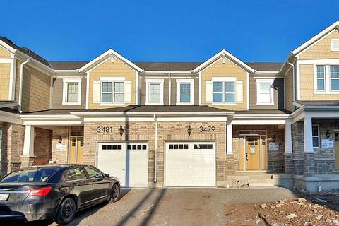 Townhouse for rent at 3479 Eternity Wy Oakville Ontario - MLS: W4643483