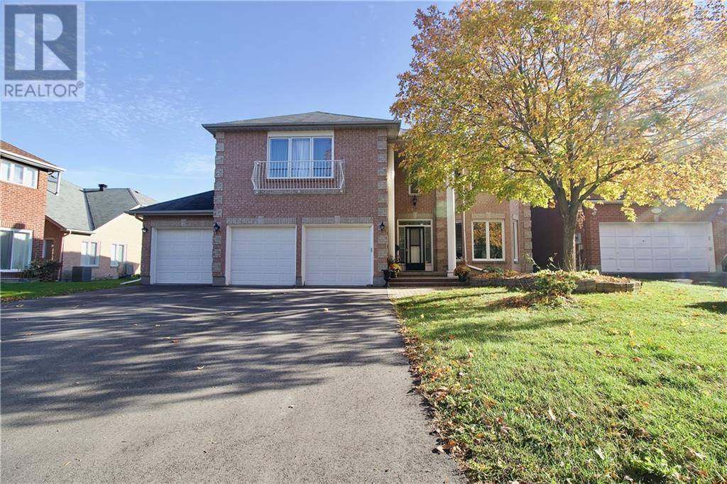 House for sale at 3479 Wyman Cres Ottawa Ontario - MLS: 1174448