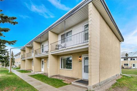 Townhouse for sale at 2211 19 St Northeast Unit 348 Calgary Alberta - MLS: C4244613