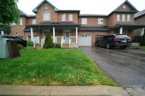 Townhouse for rent at 348 Bussel Cres Milton Ontario - MLS: W4775213