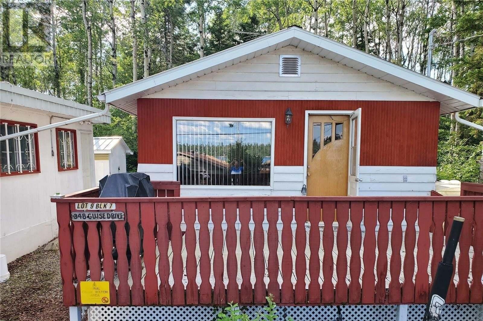 House for sale at 348 Guise Dr Emma Lake Saskatchewan - MLS: SK819337