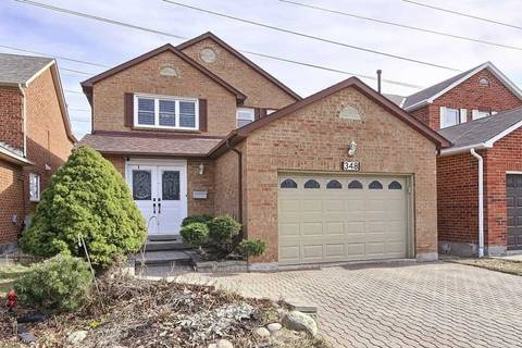 House for sale at 348 Laurentian Ave Mississauga Ontario - MLS: W4755868