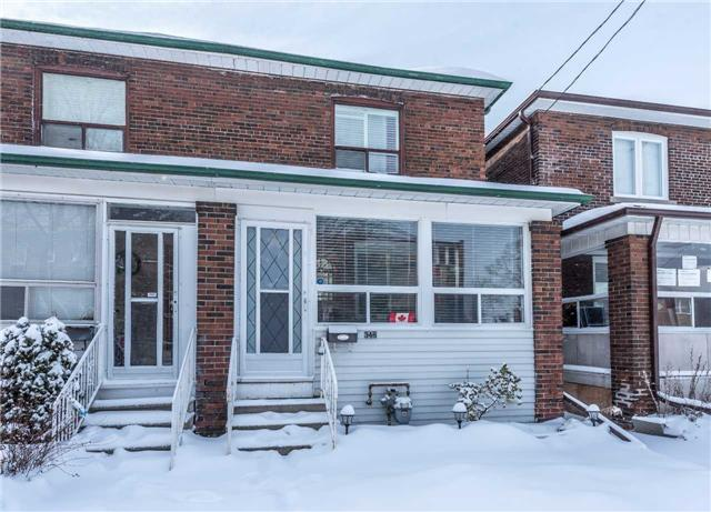 For Sale: 348 Osler Street, Toronto, ON | 3 Bed, 3 Bath Townhouse for $789,000. See 19 photos!