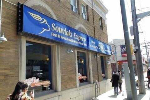 Commercial property for lease at 348 Queen St Toronto Ontario - MLS: C4798789