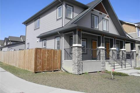Townhouse for sale at 348 Skyview Ranch Rd Northeast Calgary Alberta - MLS: C4263866