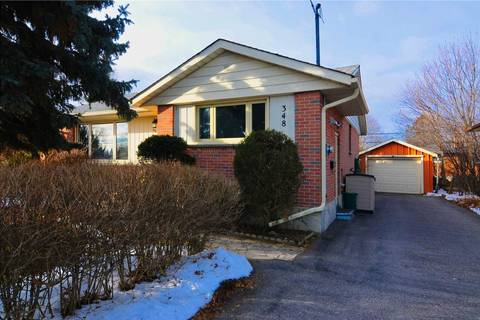 House for sale at 348 Stevenson Rd Oshawa Ontario - MLS: E4682185