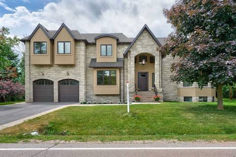 House for sale at 348 Warminster Dr Oakville Ontario - MLS: W4526684