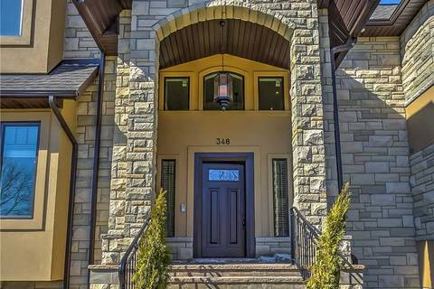 House for sale at 348 Warminster Dr Oakville Ontario - MLS: W4749468