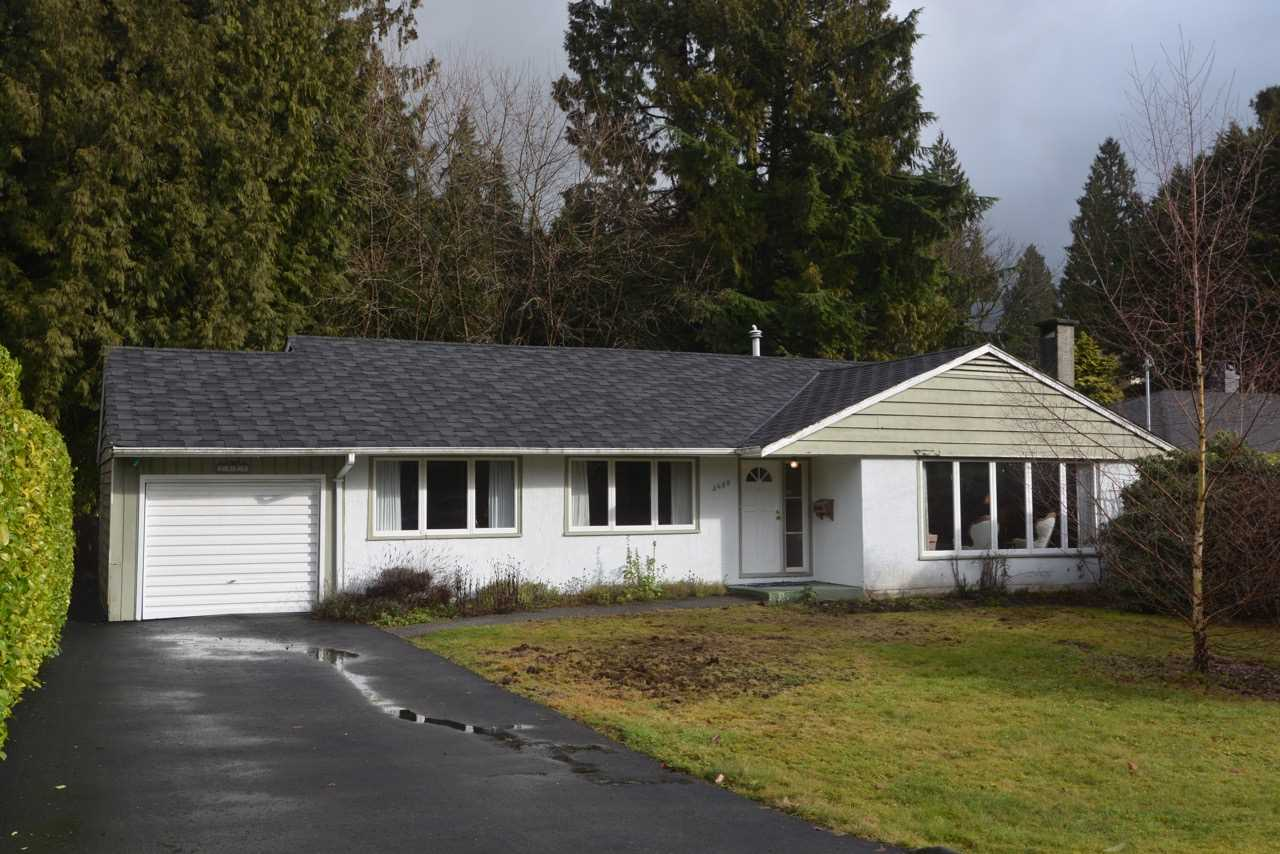 Sold: 3480 Aintree Drive, North Vancouver, BC